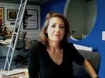 Martine au bureau